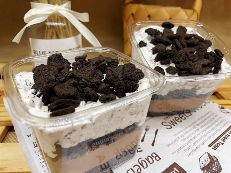 Oreo 巧克力慕斯旦糕(個人盒) Oreo 巧克力慕斯旦糕(個人盒) 全素無奶無蛋無五辛無蜂蜜
