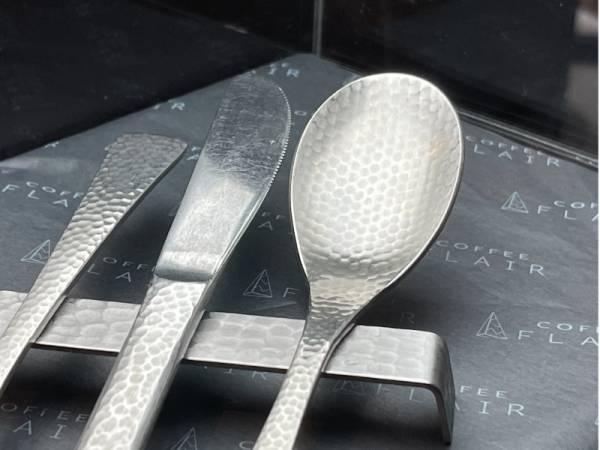 日本|手工錘目餐具