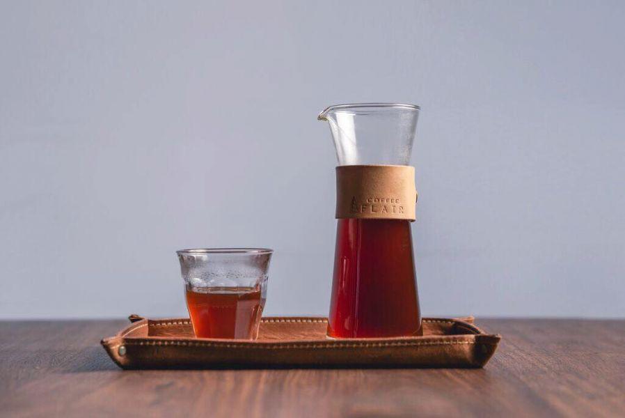 Ocean 咖啡單品壺(不含托盤與杯子)