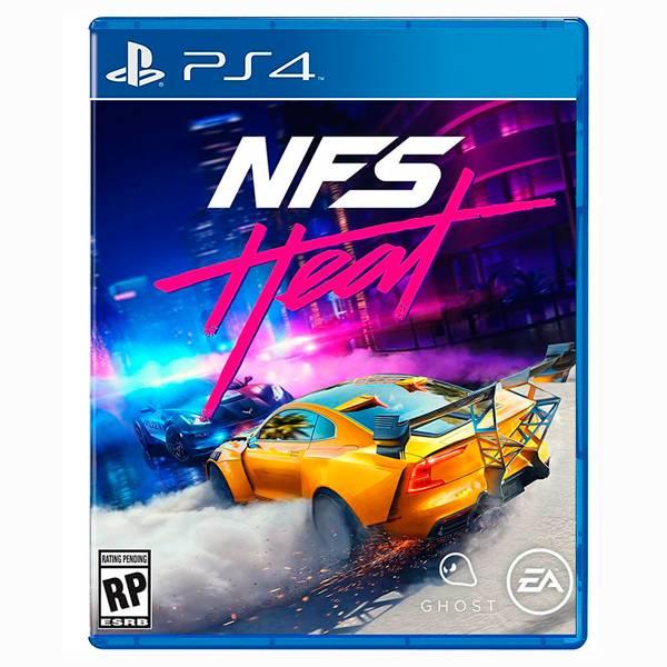 【二手】PS4 極速快感 熱焰 / 中英文合版 / Need For Speed Heat 預購,PS4,極速快感,熱焰,Need For Speed,賽車架,方向盤,EA,中文版
