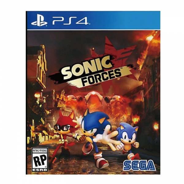 PS4 音速小子 武力*中文版 PS4,音速小子,武力,中文版,SONIC