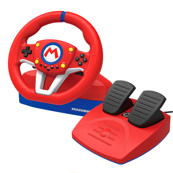 NS HORI 瑪利歐賽車8 方向盤  Nintendo,switch,hori,joy-con,十字鍵,瑪利歐賽車8,手把,方向盤,踏板,DX