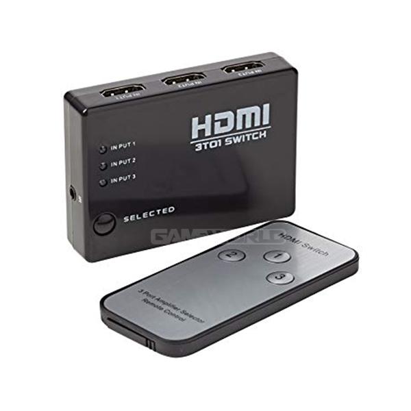 3進1出【HDMI切換器】 高清影音 1080P HDMI轉換器 分接器 電視盒 PS4 XboxONE SWITCH 3進1出,HDMI切換器,高清影音,1080P,HDM,轉換器,分接器,電視盒,PS4,XboxONE,SWITCH