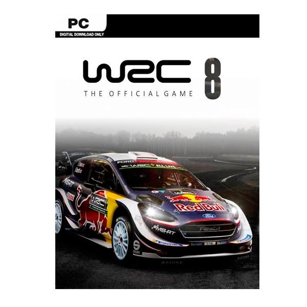 PC WRC 世界拉力錦標賽 8   / 中文版 PC,PS4,NS,賽車,中文版,WRC,世界拉力賽,WRC系列,越野賽