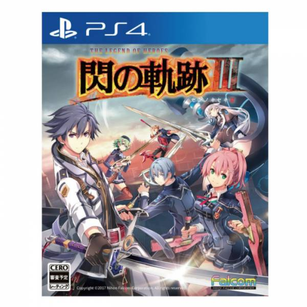 PS4 英雄傳說 閃之軌跡 3 // 中文版 // PS4,英雄傳說,閃之軌跡 3,中文版