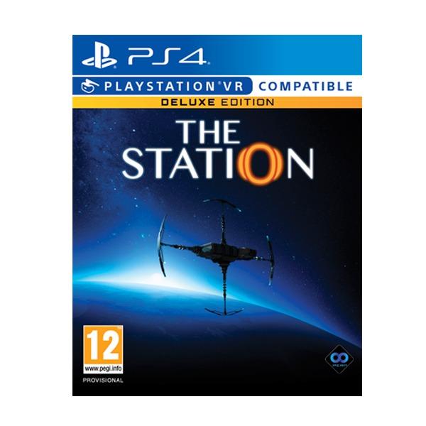 PS4 太空站 VR / 英文版 / 預購,PS4,VR,英文版,太空站,外太空,TheStation,冒險,故障,虛擬實境