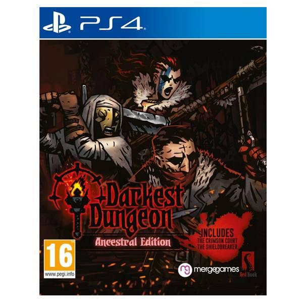 PS4 暗黑地牢 // 英文珍藏版 // Darkest Dungeon NS,PS4,暗黑地牢,簡體中文,角色扮演,回合制,rogue,Darkest Dungeon,戰略模擬,冒險