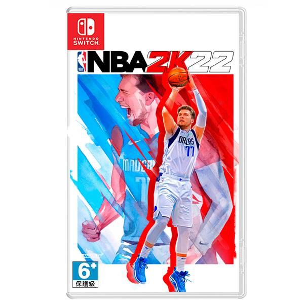 NS NBA 2K22 / 中文 一般版 NS,PS4,XBOX,PS5,XSX,NBA,2K22,中文版,2K,籃球