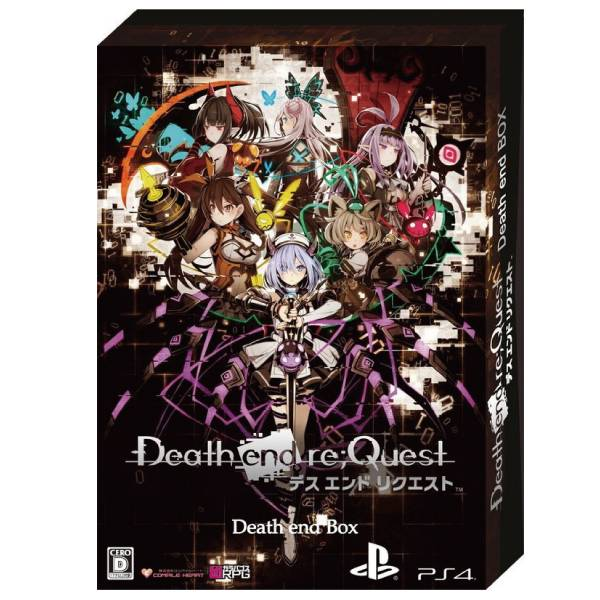 PS4 死亡終局 輪迴試煉 亞洲限定抱枕套 ※ 中文限定版 ※ Death end re;Quest PS4,死亡終局,輪迴試煉,中文版,Death end re;Quest,抱枕套,