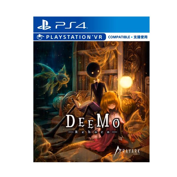 PS4 DEEMO -Reborn- // 中文豪華版 NS,PS4,PSVR,DEEMO,VR,台灣,音樂,中文版,鋼琴,優美