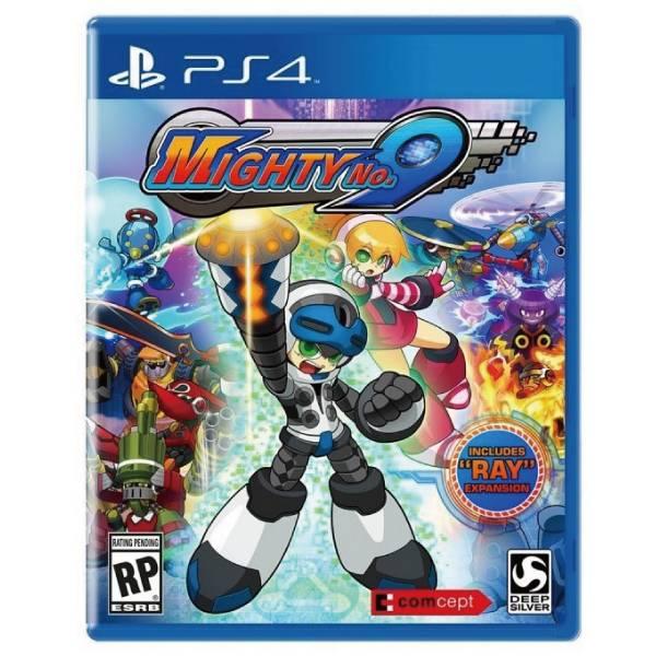 PS4 麥提9號 ※中文版※ Mighty No.9 PS4,麥提9號,中文版,Mighty,No.9,麥提