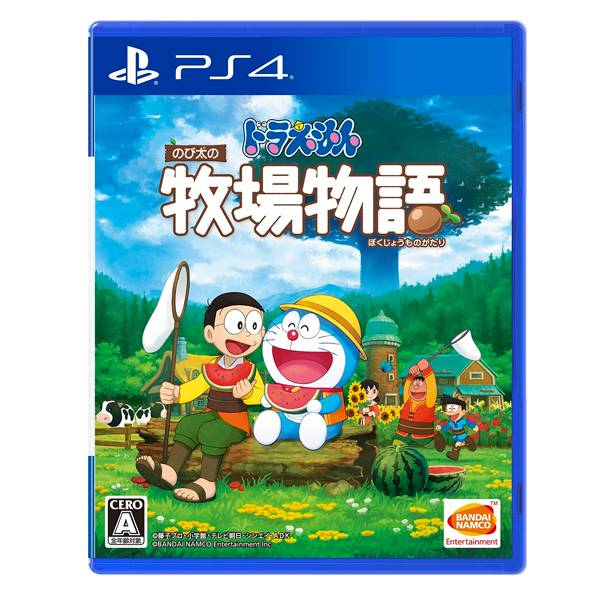 PS4 哆啦A夢 牧場物語 / 中文版 PS4,NS,牧場物語,哆啦A夢,大雄,親情,中文版,PC