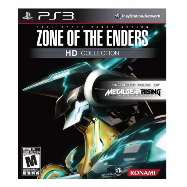 PS3 星域毀滅者 ZOE HD 亞英版 Zone of the Enders
