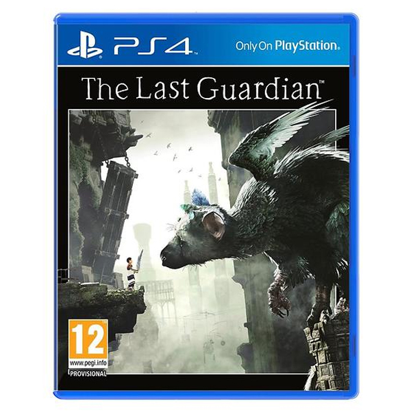 PS4 食人巨鷹 TRICO*中文版*The Last Guardian PS4,食人巨鷹,TRICO,中文版,The Last Guardian