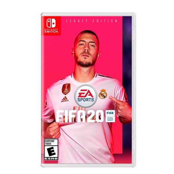 NS FIFA 20 / 英文 一般版 / 世界足球 PS4,NS,FIFA,FIFA20,中文版,足球,梅西,世界足球,VOLTA,EA