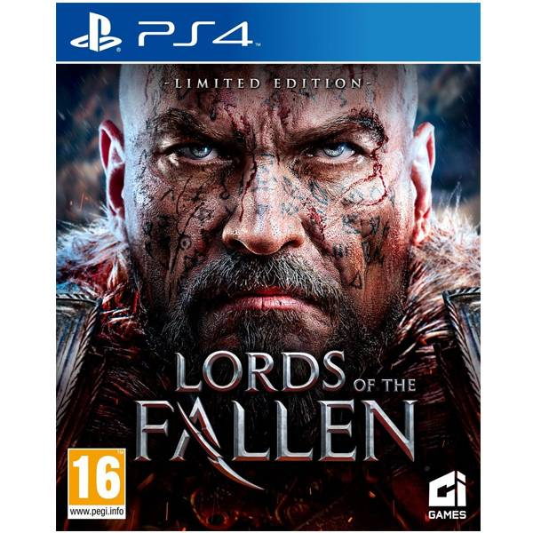 PS4 墮落之王*亞英版*Lords of the Fallen PS4,墮落之王,亞英版,Lords of the Fallen