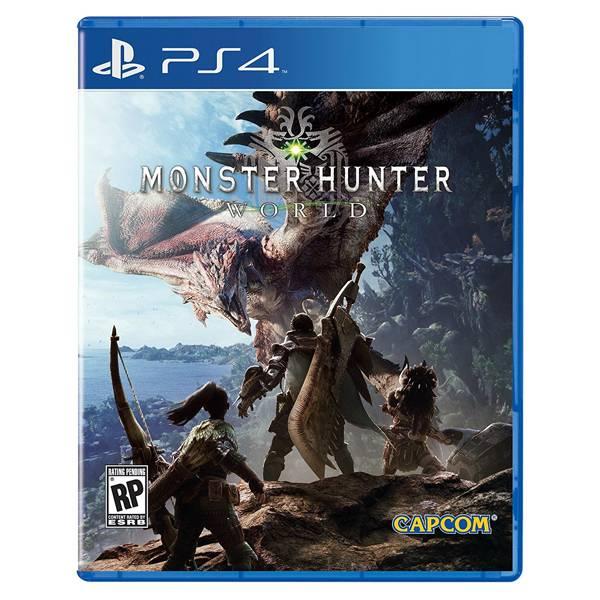 PS4 魔物獵人 世界 // 中文版 //  Best版 PS4,魔物獵人 世界,Monster Hunter,MH,魔物獵人,魔物,獵人,Best