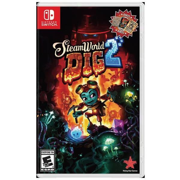 NS 蒸汽世界 2 ※亞英版※ Steamworld Dig Nintendo Switch NS,蒸汽世界 2,亞英版,Steamworld Dig,Nintendo Switch