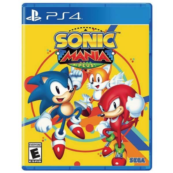 PS4 音速小子 狂熱 ※中文版※ Sonic Mania PS4,音速小子,狂熱,中文版,Sonic Mania
