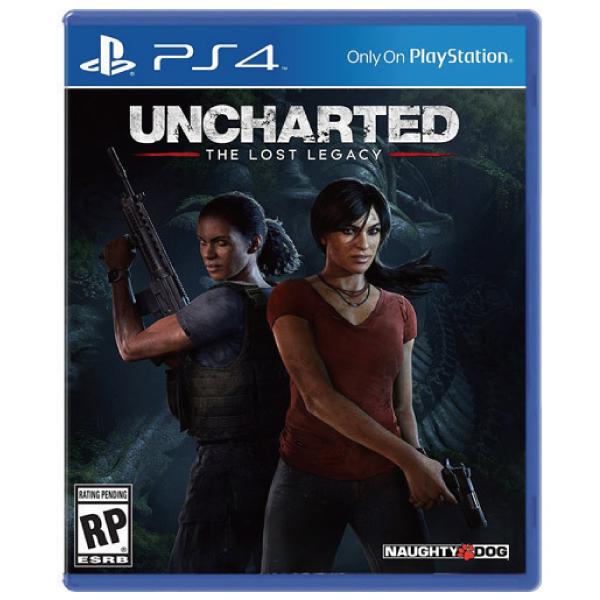 【二手】PS4 秘境探險 失落的遺產 ※ 中文版 ※ Uncharted The Lost Legacy 2手,寄賣,中古,二手,PS4,秘境探險,失落的遺產,中文版,Uncharted,The Lost Legacy