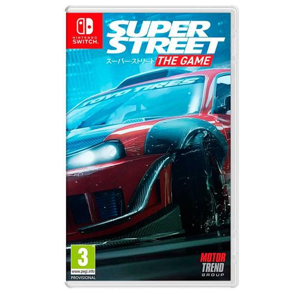 NS 超級街道賽:The Game / 中文版  NS,PS4,超級街道賽,Ths Game,賽車,街頭,競速,中文版,美國