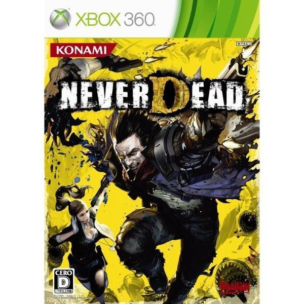 X360 不死英雄*亞英版*NeverDead  X360,不死英雄,亞英版,NeverDead,XBOX360,微軟