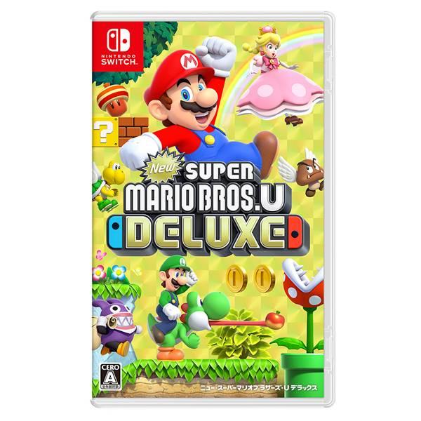 NS 【含特典貼紙】 New 超級瑪利歐兄弟 U 豪華版 // 可更新中文 // Nintendo Switch NS,任天堂,Nintendo,Switch,New 超級瑪利歐兄弟,瑪利歐