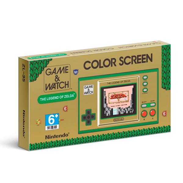 【首批】Game & Watch 薩爾達傳說 攜帶型遊戲機 / Nintendo 任天堂 / 台灣代理版 任天堂,SWITCH,NINTENDO,Game Watch,薩爾達傳說,35周年,薩爾達傳說:林克的冒險,GBA,薩爾達傳說 織夢島