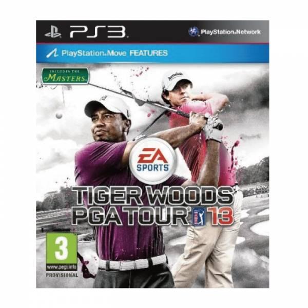 PS3 老虎伍茲:高爾夫球賽 13 亞英版