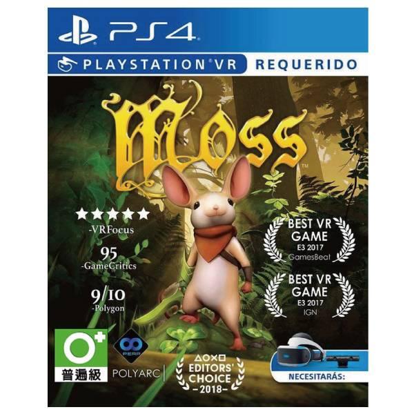 PS4 Moss ※ 中英日文版 ※ VR專用 PS4,Moss,中英日文版,VR專用,VR MOSS