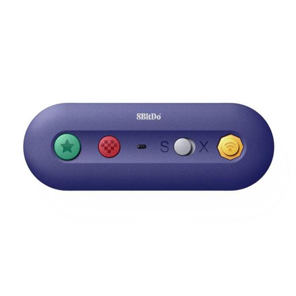 8Bitdo八位堂 NS GBros 藍芽轉換器 NS,八位堂,8Bitdo,轉接器,藍芽,GBros,GameCube,超級任天堂,Wii傳統控制器,SWITCH