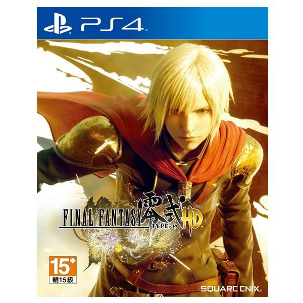 【二手】PS4 Final Fantasy 太空戰士 零式 HD / 中文版 / Type-0 HD PS4,Final Fantasy,太空戰士,零式 HD,中文版,Type-0 HD