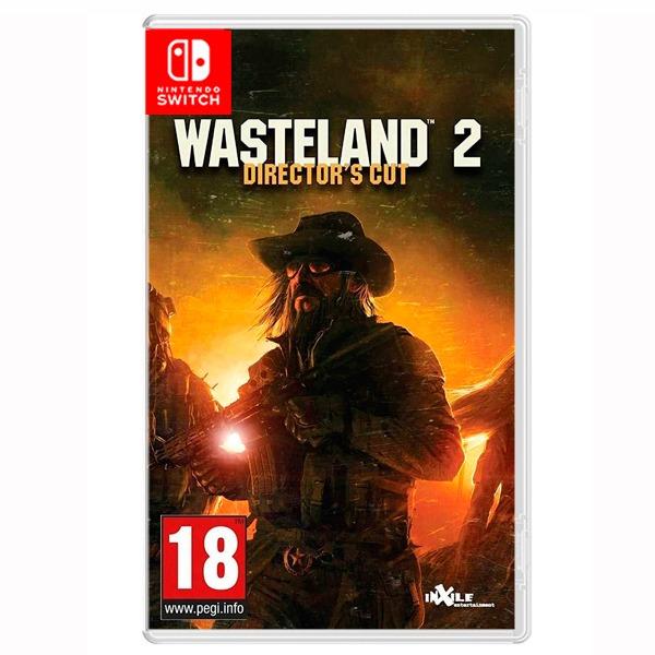 NS 荒野遊俠2 導演版 / 英文版 / 預購,NS,荒野遊俠,RPG,角色扮演,PS4,BrianFargo,Wasteland 2: Director's Cut,限制級