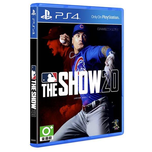 【預購】PS4 美國職棒大聯盟 20 MLB The Show 20 / 英文版 預購,PS4,MLB,美國職棒,棒球,大聯盟,MLB 20,MVP,英文,中文