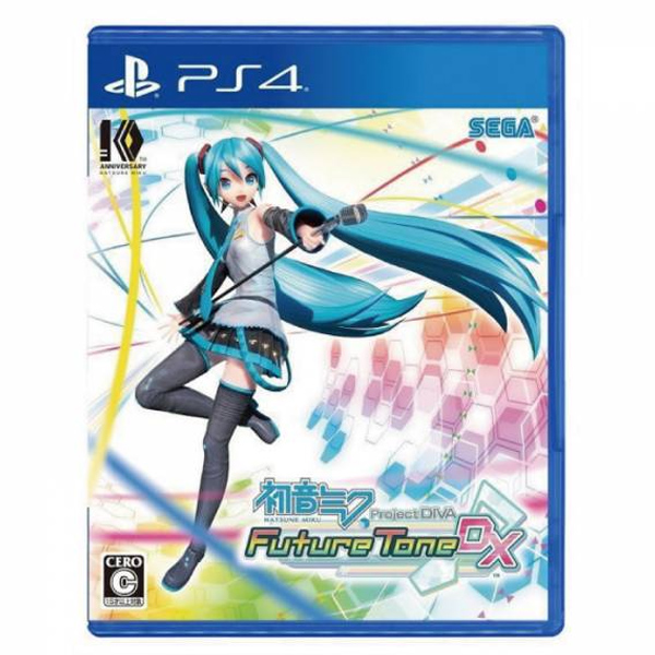 PS4 初音未來 Project DIVA Future Tone DX*中文版*Hatsune Miku PS4,初音未來,Project DIVA,DX,Hatsune,Miku