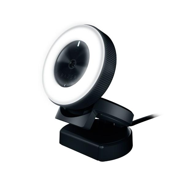 雷蛇 Razer Kiyo 清姬 補光燈網路攝影機 Razer,Kiyo,清姬,補光燈,網路攝影機,直播,輕巧,便攜,RZ 1902320100 R3M1