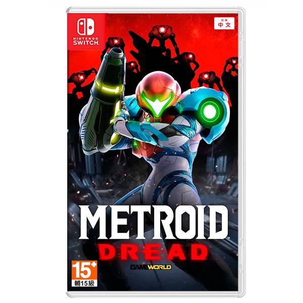 NS 密特羅德 生存恐懼 / 中文版 / Metroid Dread / 銀河戰士 預購,NS,Metroid Dread,密特羅德,生存恐懼,銀河戰士,射擊,動作過關,惡魔城,Nintendo Direct