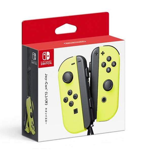 NS Joy-Con 左右手控制器 【ARMS色】一組 無線手把 // Nintendo Switch  預購,Nintendo Switch,Switch,Joy-Con,握把,充電,手把,PRO手把,搖桿,NS