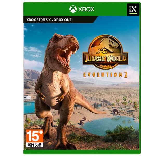 【預購】XBOX 侏羅紀世界:進化 2 / 中英文版 PS4,PS5,XBOX,侏羅紀世界,進化2,恐龍,暴龍,經營,養成,中文
