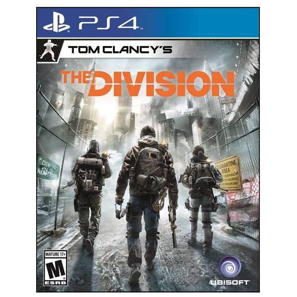 PS4 湯姆克蘭西 全境封鎖*中文版*Tom Clancy's The Division PS4,湯姆克蘭西,全境封鎖,中文版,Tom Clancy's,The Division