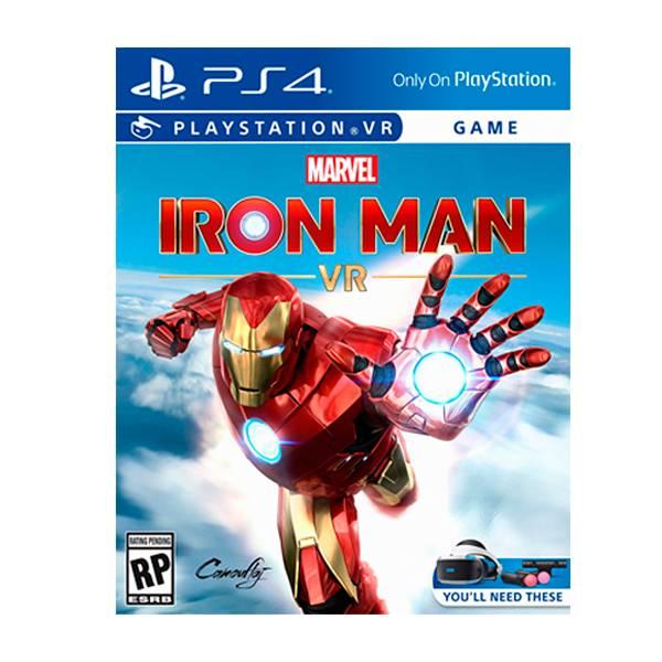 【預購】PS4 漫威鋼鐵人 VR / 中英文合版 PS4,NS,漫威,中文版,鋼鐵人,角色扮演,VR,盔甲,東尼,史塔克,虛擬實境,高科技
