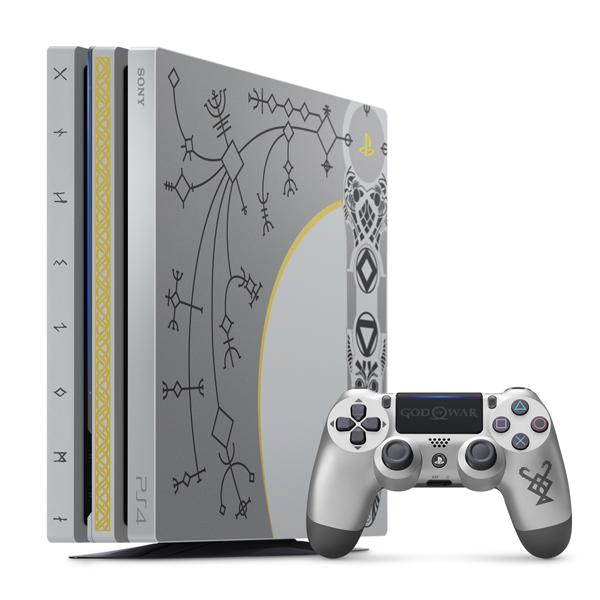 戰神 God of War 特製 PS4 Pro 主機 ※ 台灣公司貨 戰神,God of War,特仕,PS4 Pro,主機,GodofWar,特製,PS4