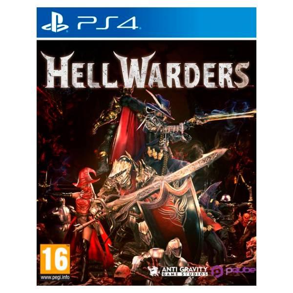 PS4 煉獄圍城  / 中文版 / Hell Warders 預購,PS4,煉獄圍城,中文版,Hell,warders,攻城,switch,限制級,RPG