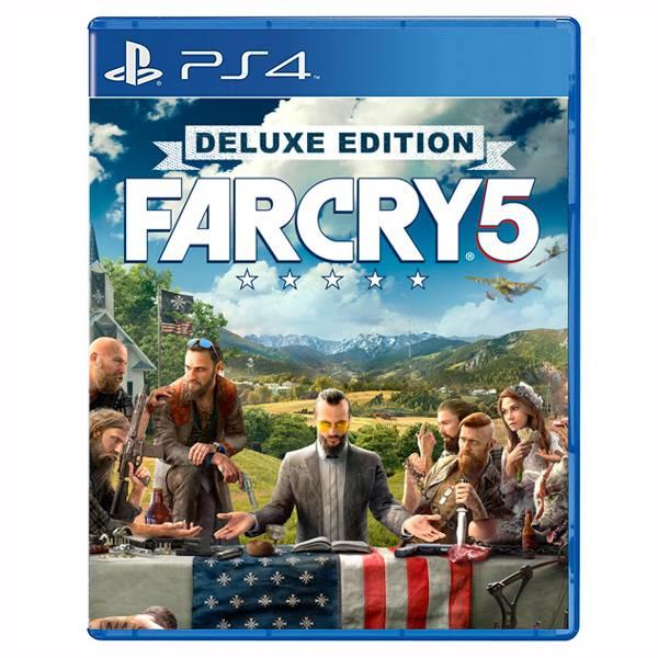 PS4 極地戰嚎 5 豪華版 ※ 中英合版 實體版 ※ Far Cry 5 極地戰壕 PS4,極地戰嚎,中文版,Far Cry,極地戰壕