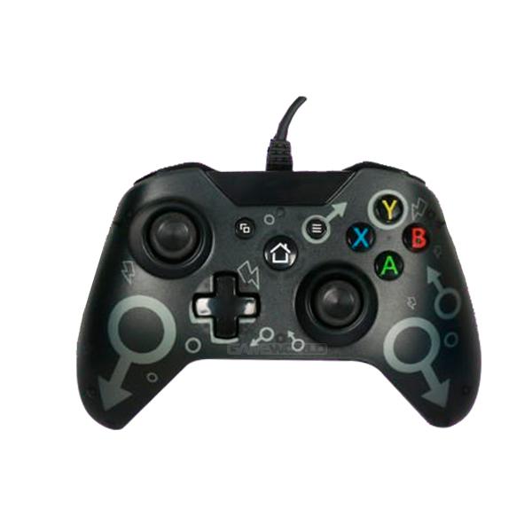 Xbox one 【黑色】有線 手把 / 台灣代理商 / X1 有線控制器 手柄  手把,Xone,Xbox one,X360,有線手把,無線,震動,雲城,Zcity