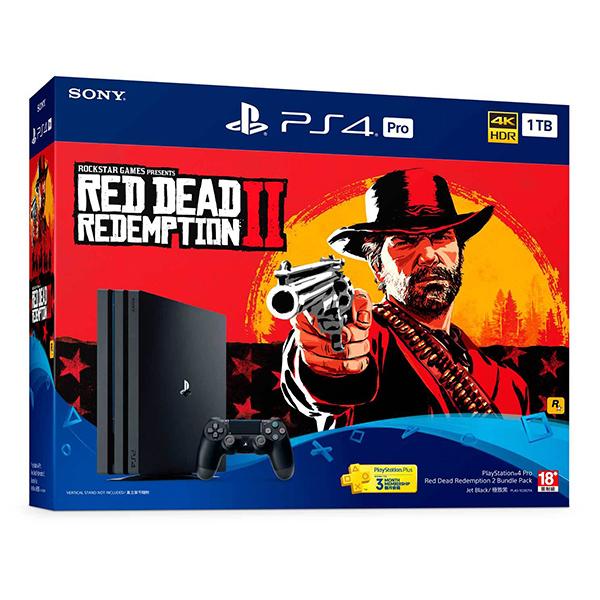 PS4 PRO主機 同捆 碧血狂殺 2*中文版*Red Dead Redemption 2 PS4,碧血狂殺 2,中文版,Red Dead,Redemption 2,碧血狂殺,GTA,俠盜,R星,同捆,PS4 PRO,主機