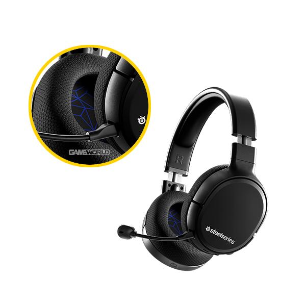 SteelSeries Arctis 1 PLAYSTATION 無線 耳麥 耳機 / 台灣公司貨 SteelSeries,ARCTIS 1,無線,耳機,頭戴式,降噪,台灣公司貨,海盜船,電競,PC,SWITCH,PS4,PS5,XBOX