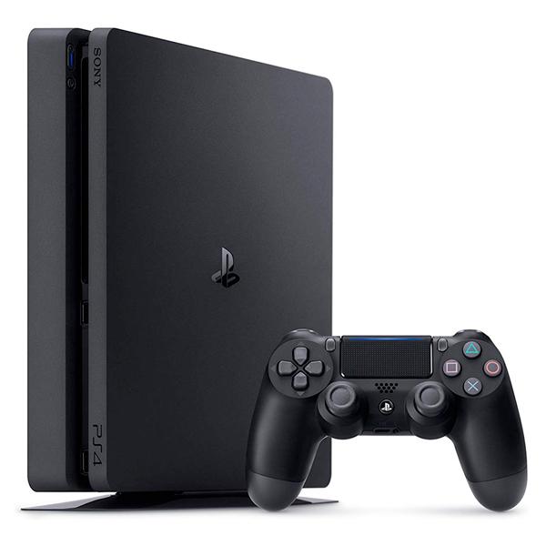 【二手】黑色 薄型 PS4 Slim 500G 主機 CUH-2000系列 / 台灣公司貨 PS4,SLIM,新款,薄型,CUH2017,CUH2000,主機,2000型