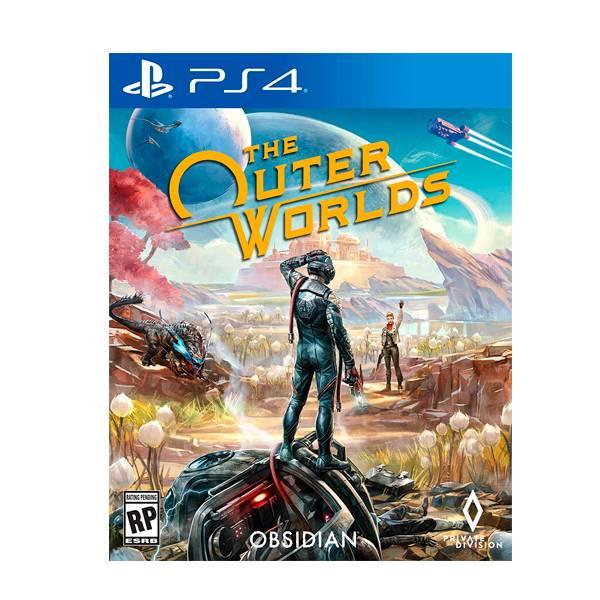 PS4 天外世界 / 亞英版 / 外圍世界 The Outer Worlds PS4,第一人稱,天外世界,外圍世界,射擊,異塵餘生,太空船,科幻,預購