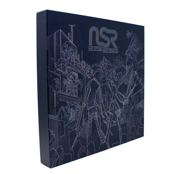 NS 曲途 / 中文 收藏版 預購,PS4,NS,音樂,太空戰士,快打旋風,EDM,節奏,中文,曲途